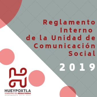 Reglamento de comunicacion